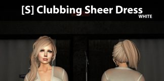 New Release: [S] Clubbing Sheer Dress by [satus Inc] - Teleport Hub - teleporthub.com