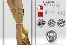 Sophia Boots Group Gift by VeNuS Shoes - Teleport Hub - teleporthub.com