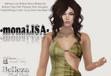 Delisia Dress Group Gift by monaLISA - Teleport Hub - teleporthub.com