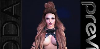 Petty Bun Caramel Ombre Hair Gift by MODA Designs - Teleport Hub - teleporthub.com