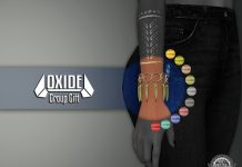 Spikes Bracelet Group Gift by OXIDE - Teleport Hub - teleporthub.com