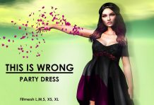 Party Dress Gift by THIS IS WRONG - Teleport Hub - teleporthub.com
