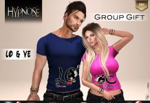 Love Soulmate Pair Shirts For Men and Women Group Gift by HYPNOSE - Teleport Hub - teleporthub.com