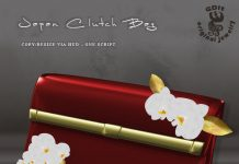 Japan Clutch Color Me Project Group Gift by GDti Jewelry - Teleport Hub - teleporthub.com