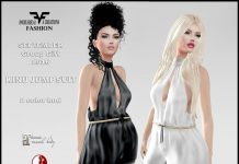 Kinu Jumpsuit September 2016 Group Gift by FA CREATIONS - Teleport Hub - teleporthub.com
