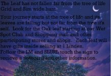 The Leaf has not fallen far from the tree of life hunt - Teleport Hub - teleporthub.com
