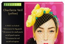 Charlotte Veil Yellow Color Me Project Group Gift by Persefona - Teleport Hub - teleporthub.com