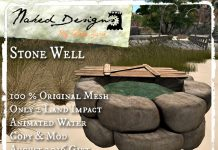 Stone Well Gift by Naked Design - Teleport Hub - teleporthub.com