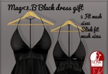 Black Dress 5L Promo by Mag