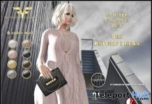 Oili Knitted Dress October 2016 Group Gift by FA CREATIONS - Teleport Hub - teleporthub.com