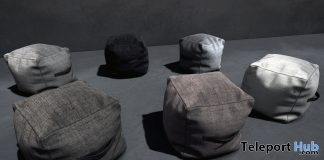 Cube Cushion Set Group Gift by revival - Teleport Hub - teleporthub.com