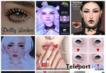 Several Makeup Group Gifts at Cosmetic Fair 2016 by Several Designers - Teleport Hub - teleporthub.com