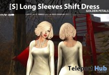 New Release: [S] Long Sleeves Shift Dress by [satus Inc] - Teleport Hub - teleporthub.com
