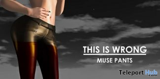 Muse Pants Gift by THIS IS WRONG - Teleport Hub - teleporthub.com