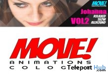 New Release: Johanna 2 Dance Pack by MOVE! Animations Cologne - Teleport Hub - teleporthub.com