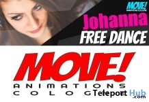 Johanna 29 Dance Gift by MOVE! Animations Cologne - Teleport Hub - teleporthub.com
