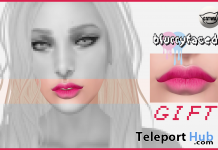 Radio Lipstick Pink Catwa Applier Gift by blurryfaced - Teleport Hub - teleporthub.com