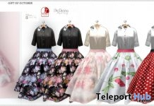 Retro Dress 10L Promo Gift by Les Fees Endormies - Teleport Hub - teleporthub.com