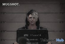 Mugshot with Pose Gift by NAMINOKE - Teleport Hub - teleporthub.com