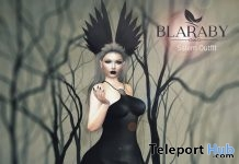 Salem Outfit October 2016 Group Gift by BLARABY - Teleport Hub - teleporthub.com