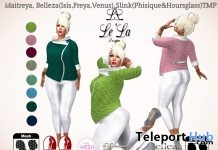 Cassydyi Outfit 49L Promo by Le'La Design - Teleport Hub - teleporthub.com