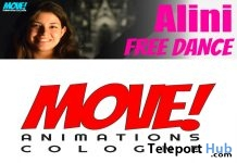 Alini 16 Dance Gift by MOVE! Animations Cologne - Teleport Hub - teleporthub.com