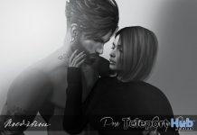 Couple Pose October 2016 Group Gift by NOeditiON - Teleport Hub - teleporthub.com