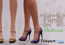 High Heels With HUD 1L Promo Halloween 2016 Gift by EMPIRE - Teleport Hub - teleporthub.com
