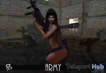 Army Group Gift by Reel Poses - Teleport Hub - teleporthub.com