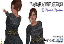 Halloween Sweater Group Gift by Zagara Creations - Teleport Hub - teleporthub.com
