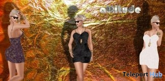 Seduce Me Dress 99L Promo by Attitude Design - Teleport Hub - teleporthub.com