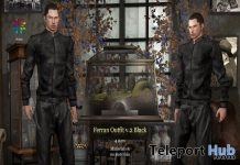 Ferran Outfit V2 L'HOMME Magazine Group Gift by Prism - Teleport Hub - teleporthub.com