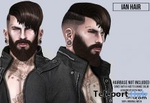 Ian Hair Gift by Speakeasy - Teleport Hub - teleporthub.com