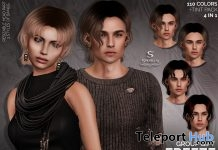 Freeze Hair Unisex Group Gift by Sintiklia - Teleport Hub - teleporthub.com