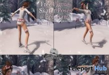 Figure Skater Poses Group Gift by Caboodle - Teleport Hub - teleporthub.com