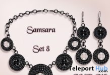 Samara Jewelry Set 8 Color Me Project Group Gift by IT! - Teleport Hub - teleporthub.com