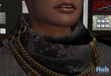 Legend Scarf L'HOMME Magazine Group Gift by RealEvil Industries - Teleport Hub - teleporthub.com