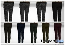 Skinny Pants Fat Pack Group Gift by GILD - Teleport Hub - teleporthub.com