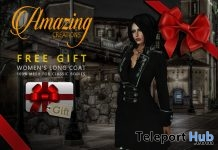Long Coats For Men & Women Secret Harmony Event Gift by AmAzInNg CrEaTiOnS - Teleport Hub - teleporthub.com