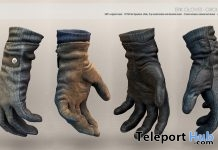 Erik Gloves For Men Group Gift by Deadwool - Teleport Hub - teleporthub.com