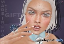Made In France Ring Gift by Boutique #187# - Teleport Hub - teleporthub.com
