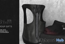 Tank Bag, Neckwarmer, and Fedora Hat New Year Unisex Group Gifts by Shi & Messiah - Teleport Hub - teleporthub.com