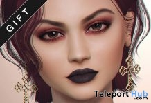 Crucis Earrings Gift by CHAIN - Teleport Hub - teleporthub.com