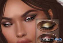 Noelle Eyeshadow Color Me Project Gift by LIVIA - Teleport Hub - teleporthub.com