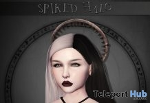 Spiked Halo Group Gift by Asteroidbox - Teleport Hub - teleporthub.com