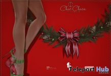 Max Heels Xmas Edition Gift by ChicChica - Teleport Hub - teleporthub.com