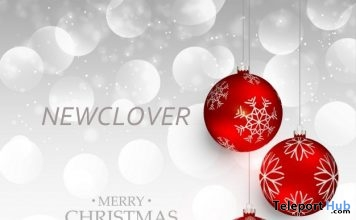 Free Clothes For Men and Women Merry Christmas and Happy New Year Event by New Clover - Teleport Hub - teleporthub.com