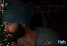 Christmas Gift Beanie for Men Gift by June Trenkins - Teleport Hub - teleporthub.com
