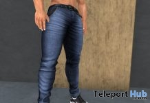 Rustler Belted Jeans With Leather Trim Group Gift by FEARSUM - Teleport Hub - teleporthub.com