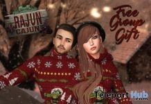 Xmas Jumper Unisex Group Gift by The Rajun Cajun - Teleport Hub - teleporthub.com